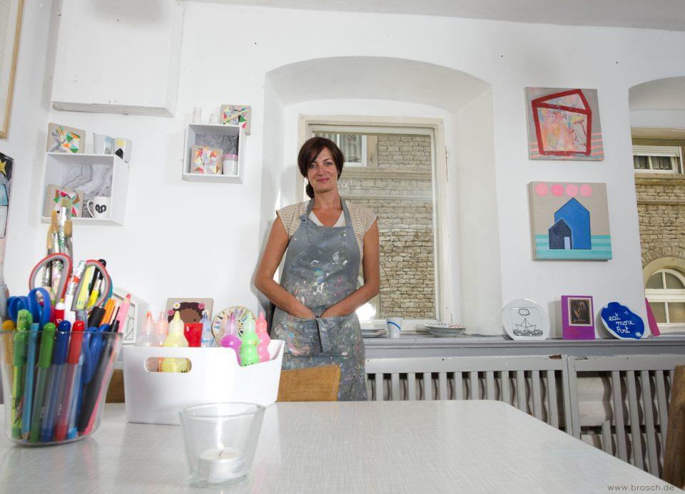 Melinda Hillion - Künstlerin